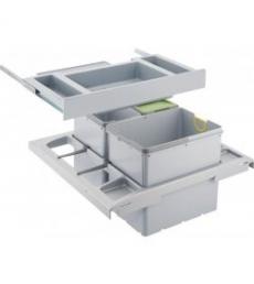 Franke Trolley Vario 60, 2x8L 1x18L