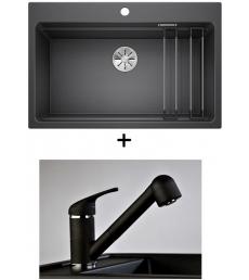 AKCIÓ! Blanco Etagon 8 + olasz zuhanyfejes Altea csaptelep