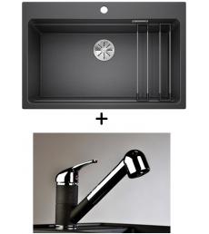 AKCIÓ! Blanco Etagon 8 + olasz zuhanyfejes Altea CR csaptelep