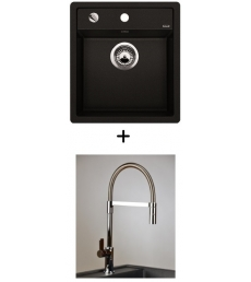 AKCIÓ! Blanco Dalago 45 + olasz zuhanyfejes Master csaptelep