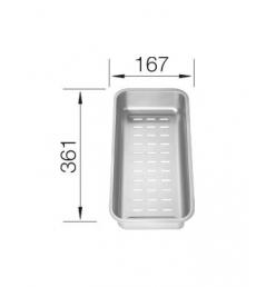 Blanco multifunkciós tál Zenar modellhez - 223 077