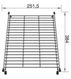 Blanco edénytartó rács Pleon és Subline modellekhez - 234 795