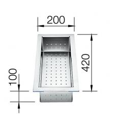 Blanco multifunkciós tál Zerox modellhez - 219 649