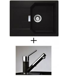 AKCIÓ! Schock Manhattan D-100S + olasz zuhanyfejes Bruno csaptelep, 5 színben