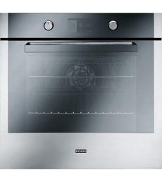 Franke Smart SL 86 M XS TR/N beépíthető multifunkciós sütő inox/fekete üveg