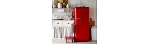 SMEG 50's Style Retro hűtők és fagyasztók